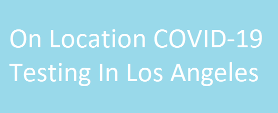 Make an appointment for COVID19 testing